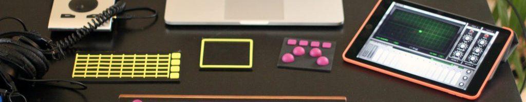 joue – 新しいMIDIコントローラー