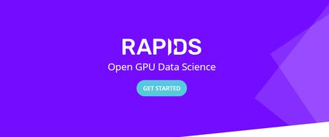 NVIDIAディープラーニング用のGPUクラウド環境「RAPIDS」