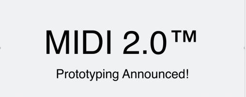 MIDIが2.0へ 登場以来初のバージョンアップ