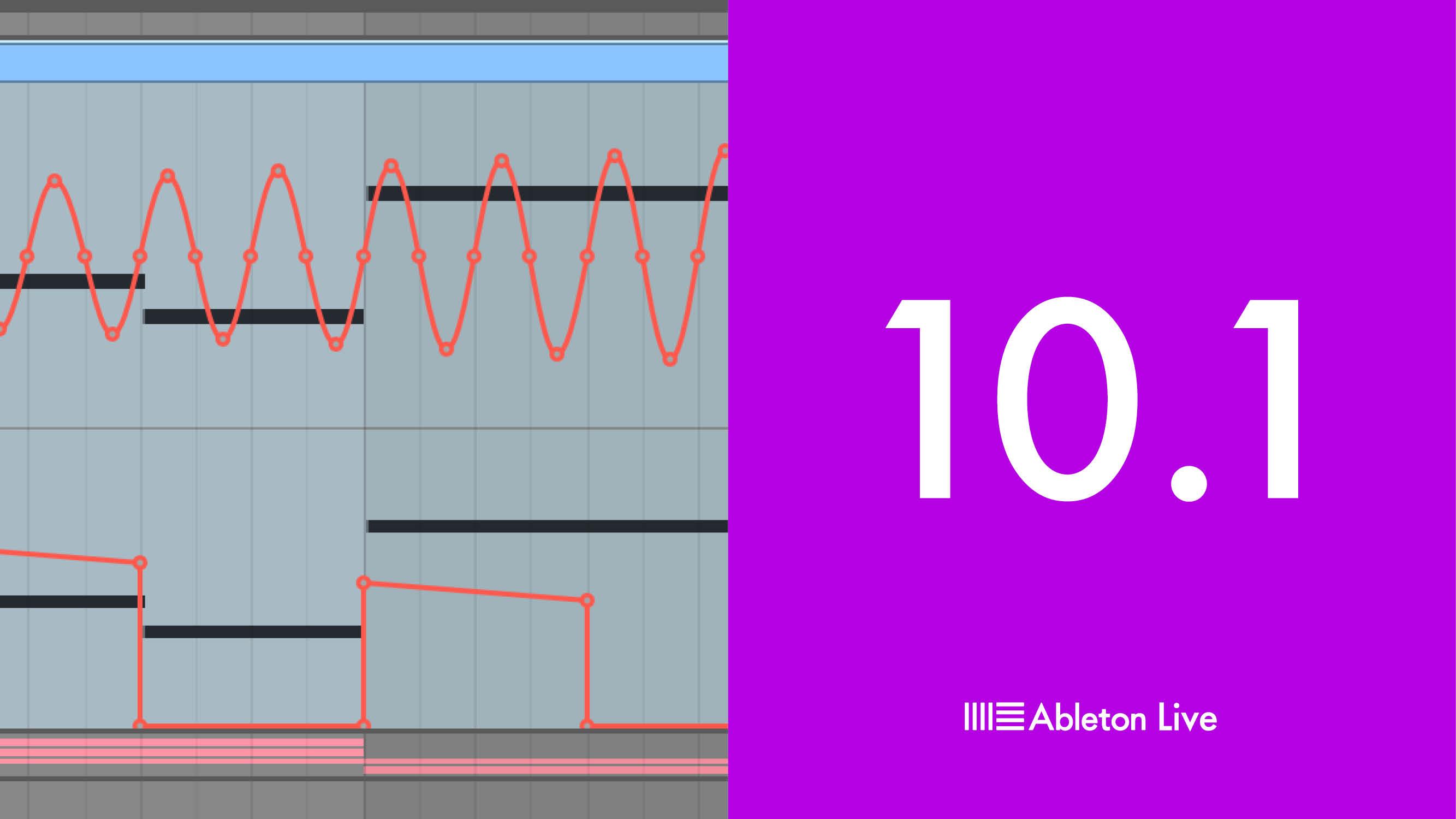 Ableton Liveが10.1へアップデート! Magenta Studio(音楽ディープラーニングプラグイン)へも対応済み