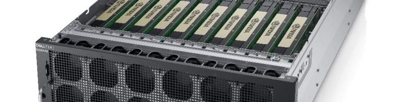 DELLが機械学習専用の新サーバーEMC DSS 8440を日本でも発売開始 Tesla V100を最大10機搭載可能で価格は1940万円から。機械学習専用プロセッサーIPUにも注目!