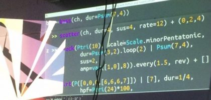 Pythonのライブコーディング環境FoxDotとAbleton Liveを連携! FoxDotでの外部MIDI演奏方法解説