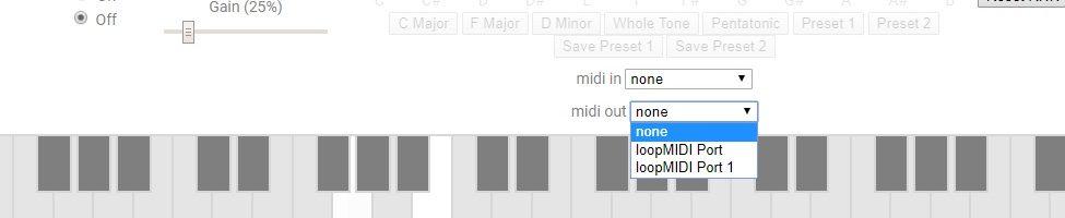Windowsで仮想MIDIドライバーを使用する方法解説 – AI自動演奏ピアノアプリと接続してDAWで演奏