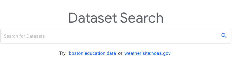 Googleが2500万件のデータセット検索サイトをリリース