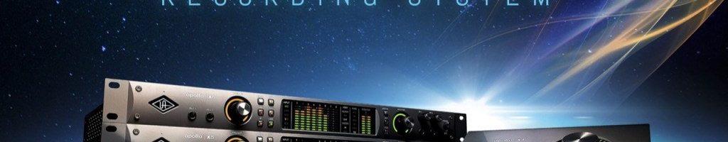 """UNIVERSAL AUDIOから新しいDAW """"LUNA"""" がリリース! Apolloユーザーは無料で使用可能"""