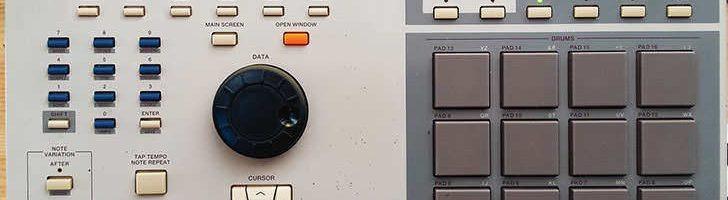 ドラムサンプラーの名機 AKAI MPC2000XLをエミュレートしたvMPC2000XL ソースコードの公開とVR版で大きな可能性も