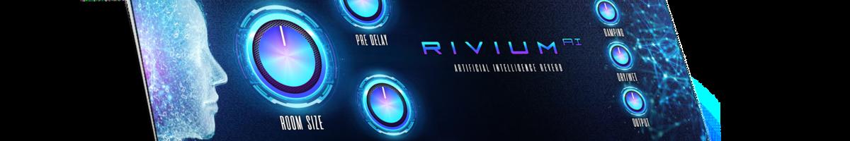 RIVIUM AI | 人工知能搭載の新たなリバーブプラグイン
