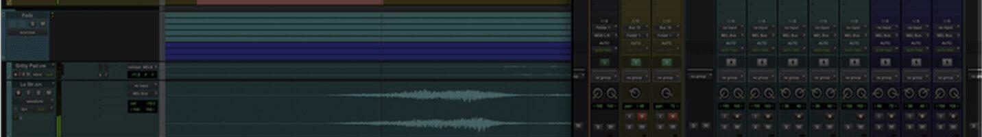 ProTools レコーディング & MIX